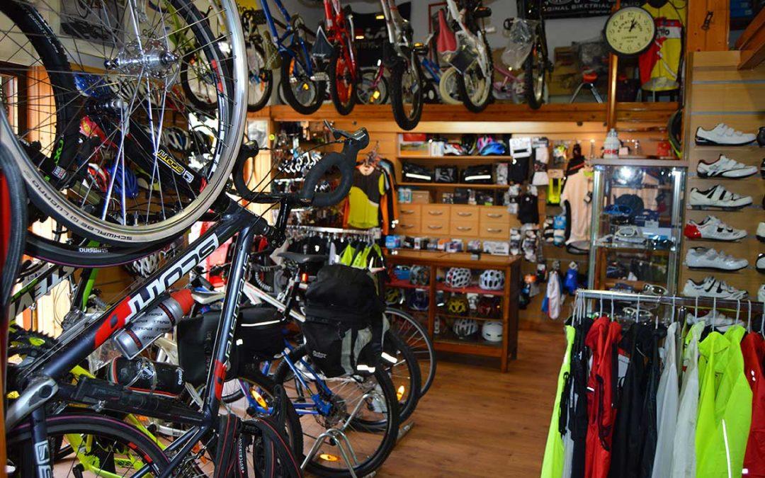 Bicicletas Castro en la TPA